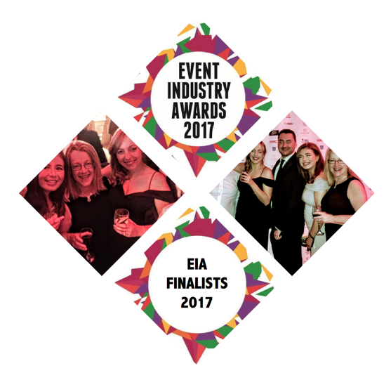 Event Industry Awards Finalists Neon Agency