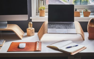 Seven tips on how to improve your WFH space!